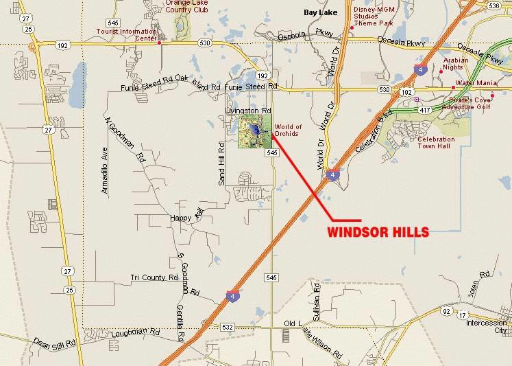Windsor Hills Resort Florida Vacation Rentals Holiday Villas